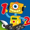 Robots & Numbers - Educational Math Games to Learn