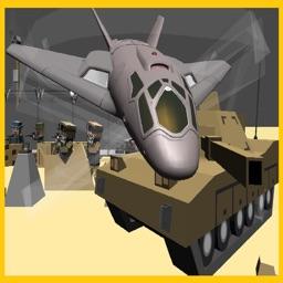Tank craft: Fighter Jet