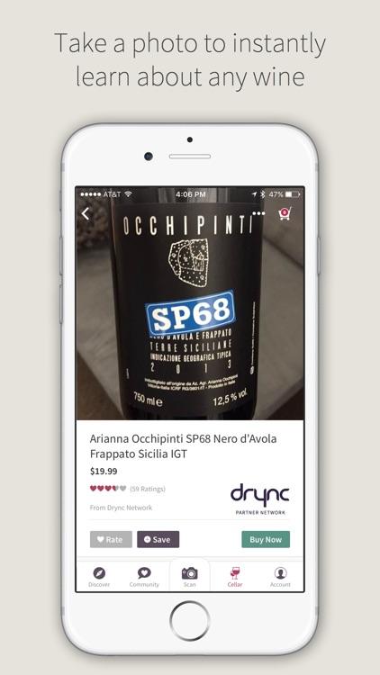 Drync: The better way to buy wine screenshot-0