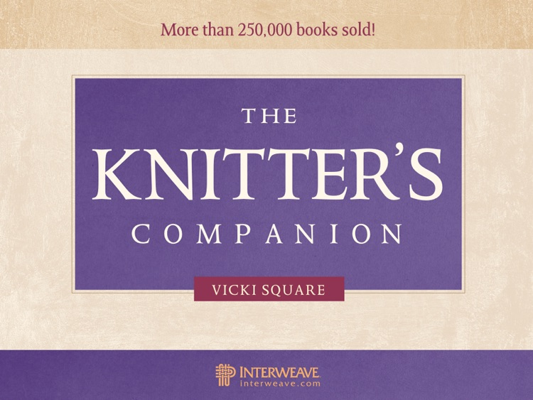 Knitter's Companion screenshot-0