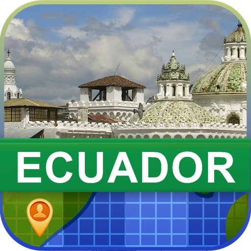 Offline Ecuador Map - World Offline Maps