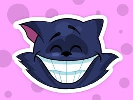 Black Cat - Sticker Pack