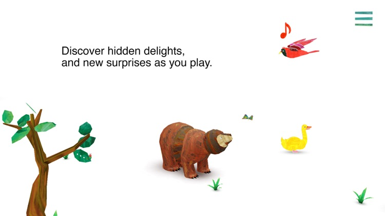 Eric Carle's Brown Bear Animal Parade screenshot-3