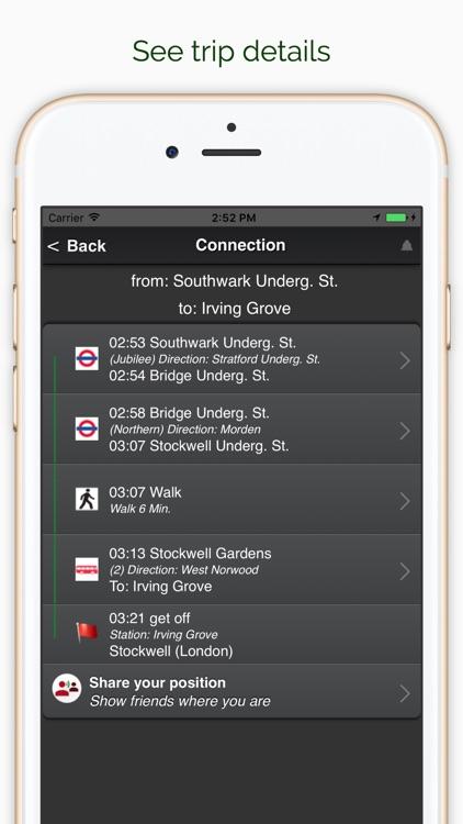 A+ London Journey Planner Premium screenshot-3