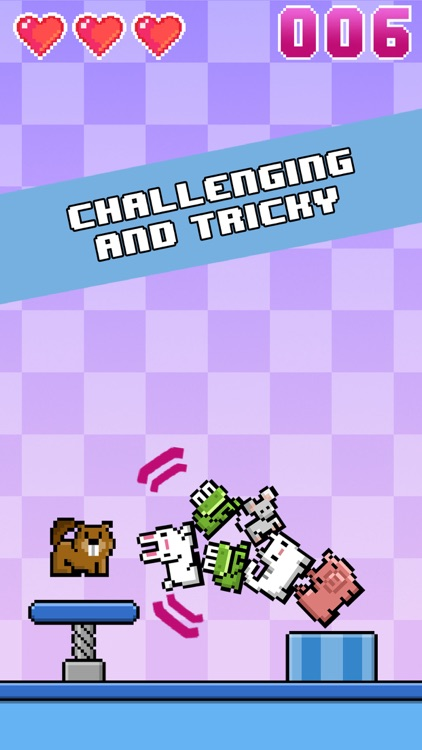 Pet-A-Pult - Pixel Challenge screenshot-3
