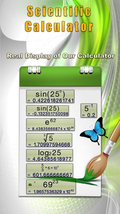 Calculator! Voice & Effect screenshot-3
