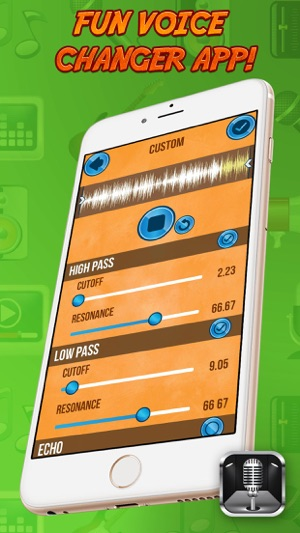 Voice Changer App Free on the App Store
