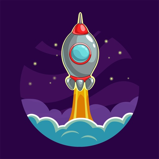 Alien planets - Stickers for iMessage