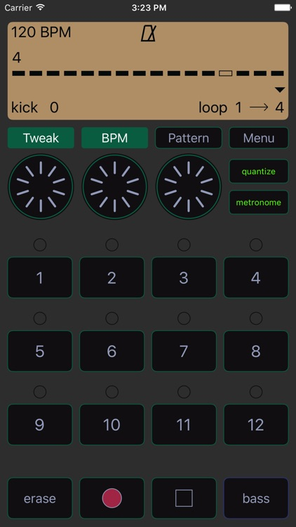 Jack the beat maker app screenshot-3