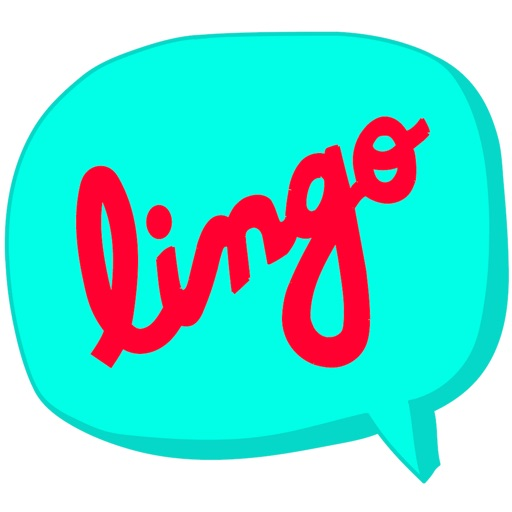 LINGO Stickers - Fun & Cool Illustrated Stickers