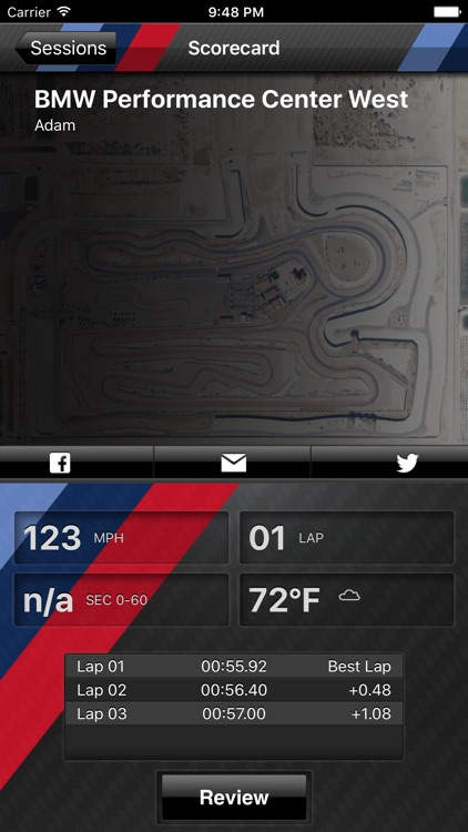 BMW M Laptimer - Worldwide screenshot-0