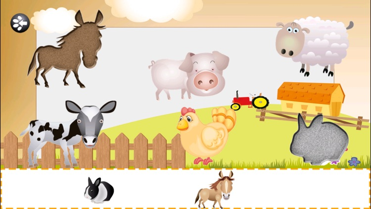 Puzzles Animals for kids screenshot-4