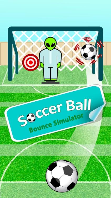 Soccer Ball Bounce Simulator Free