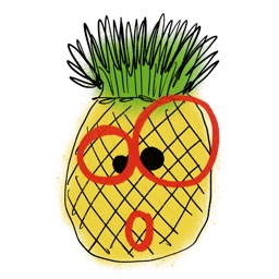 PINEAPPLe Stickers for iMessage