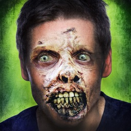 Zombie Camera Photo Booth: Funny Face Pic Change.r