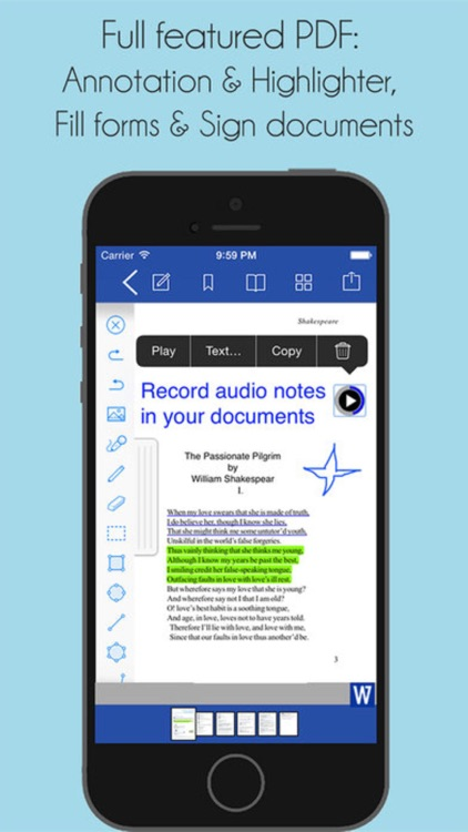 Word Documents - for Microsoft Office Word edition screenshot-3