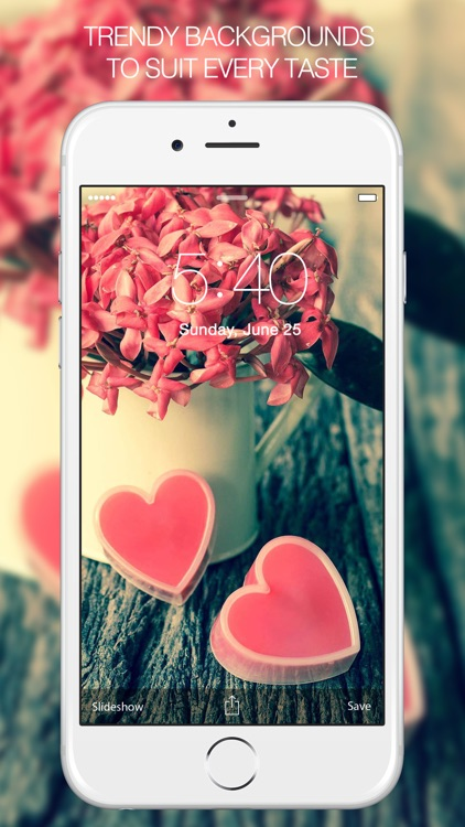 Valentines Wallpapers – Love Quotes & Love Picture screenshot-3