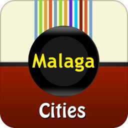 Malaga Offline Map Travel Explorer