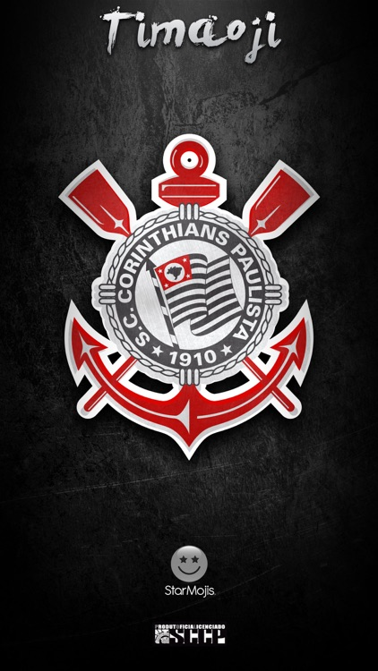 Timaoji - Official Corinthians Sticker App