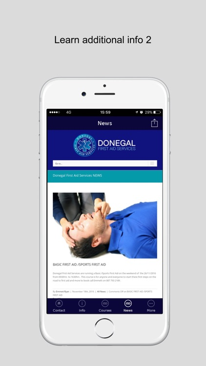 Donegal FIRST AID