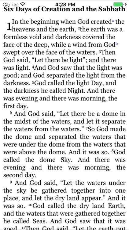 CCEL NRSV Bible