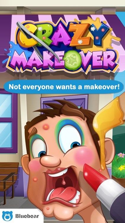 Crazy Makeover screenshot-0