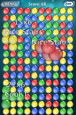 Bubble Explode Pro screenshot 1