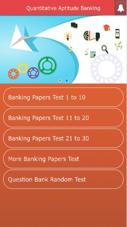 Quantitative Aptitude Banking Exams by FORWARDBRAIN