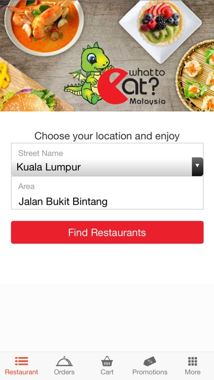 What To Eat My Order Food Delivery From Malaysia