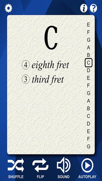 Contrabass Flash Cards screenshot-3