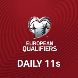 UEFA European Qualifiers Daily 11s