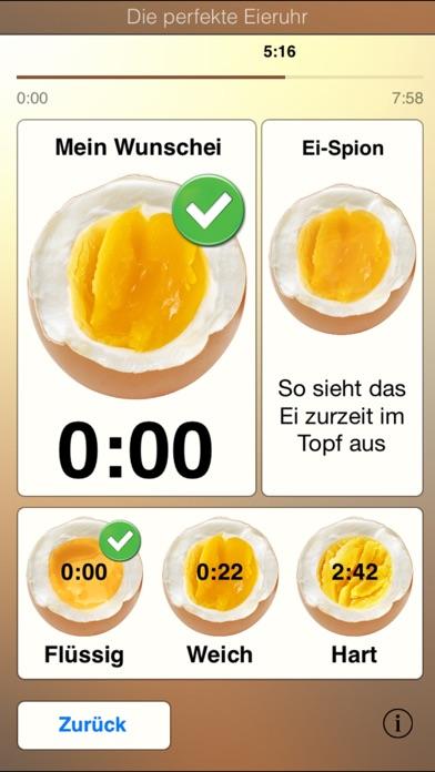 Screenshot for Die perfekte Eieruhr in Germany App Store