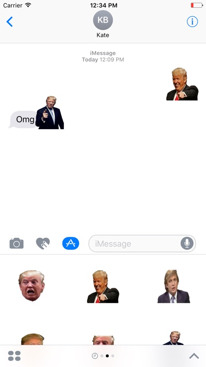 Make Stickers Great Again screenshot-2