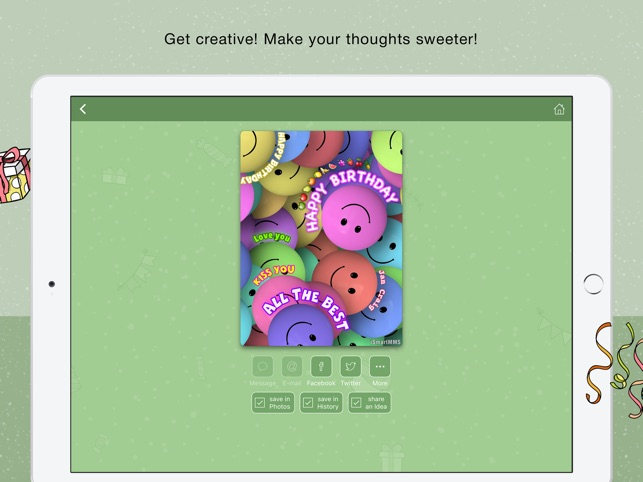 Happy BirthDay Cards Maker On The App Store
