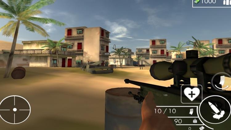 Sniper Shooting Army 3D