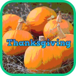 Thanksgiving Greeting Cards Maker for iPhone