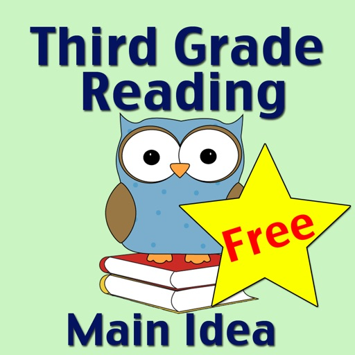 Reading Gr. 3, Main Idea-Free