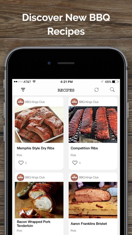 BBQ Recipes by BBQ Kings Club