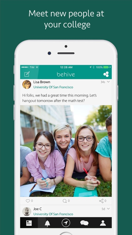 Behive, the local community app
