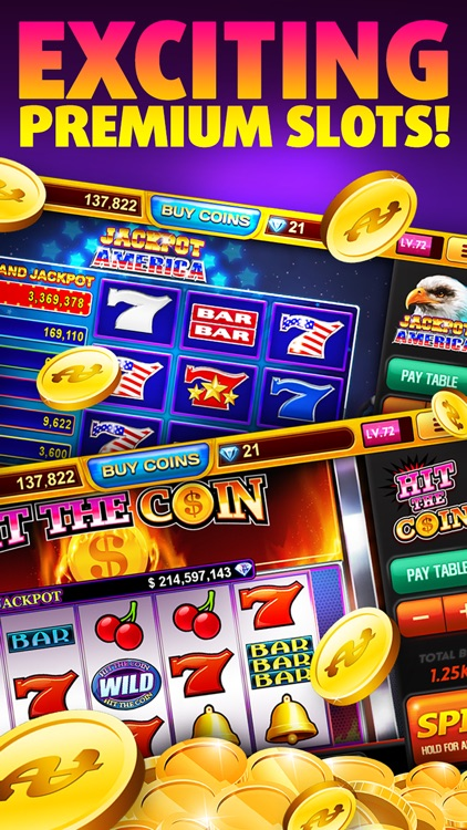 Real Casino Slots screenshot-1
