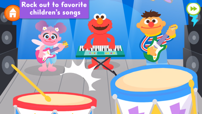 点击获取Sesame Street Makes Music