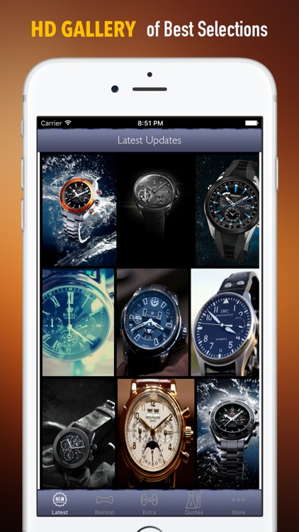 Wrist Watch Wallpapers HD: Art Pictures