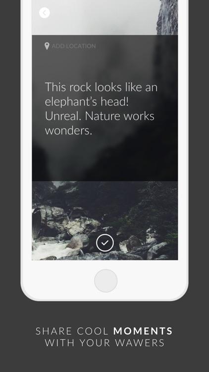 Wawe screenshot-1