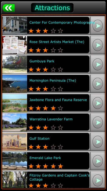 Melbourne Offline Map Travel Guide screenshot-2