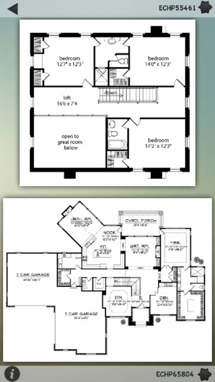 English Cottage House Plans! screenshot-4