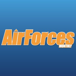 AirForces Monthly - combat aircraft & aviation mag
