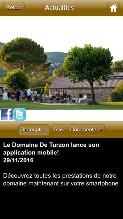 Le Domaine De Turzon