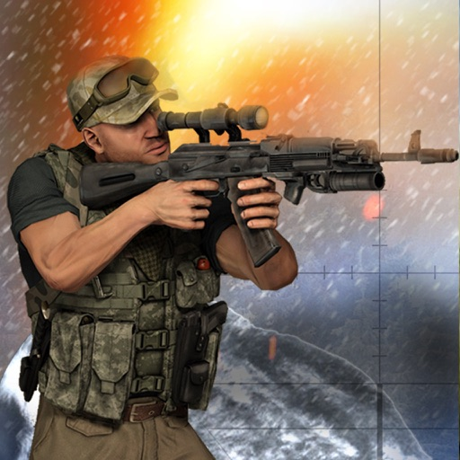 Rogue Commando Ops Strike: Lone Sniper Mercenary iOS App