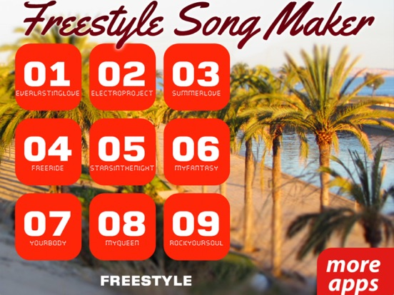 Freestyle Song Maker (Premium) screenshot 6
