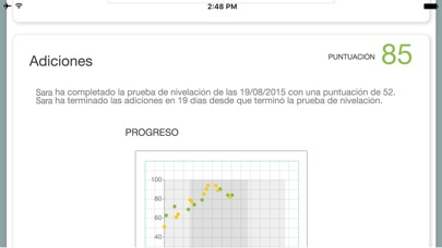 Screenshot for XtraMath in Mexico App Store